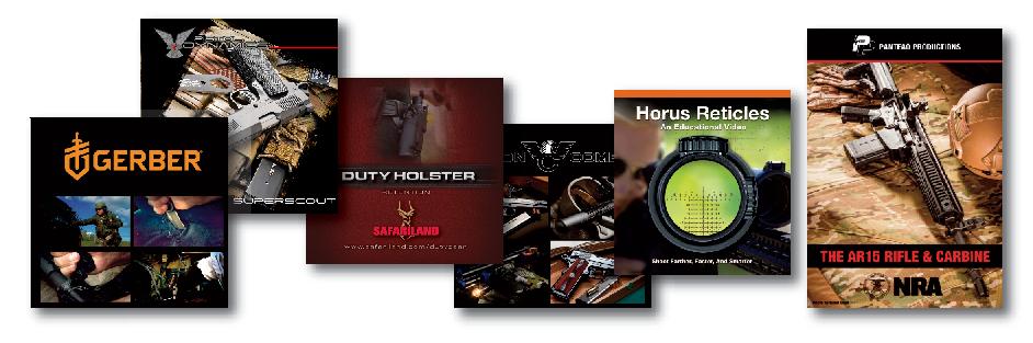 Industry Partner DVDs