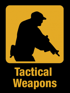 Tactical Weapons