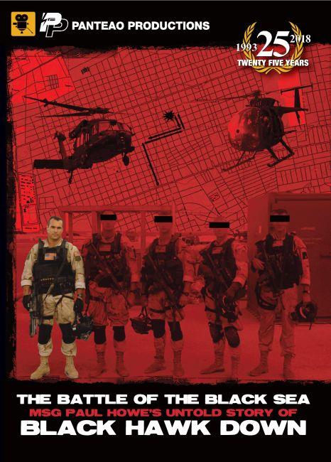 The Battle of The Black Sea – Black Hawk Down – Panteao Productions